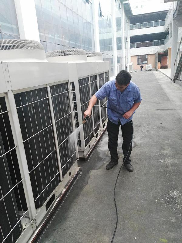 福州格力空调维修点 格力空调如何清洗?